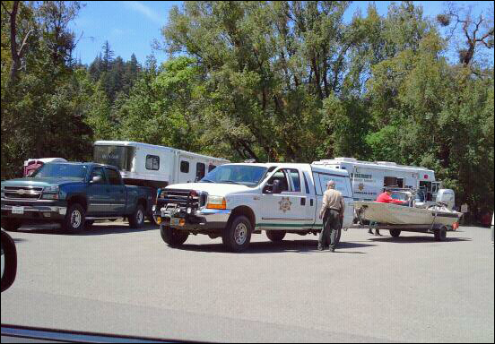 Search and Rescue Humboldt Posse heading home