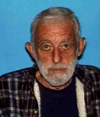 Robert Firestone - Missing Person